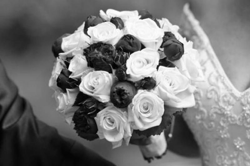 Brautstrauß der Braut bei einer Hochzeit in Bremen